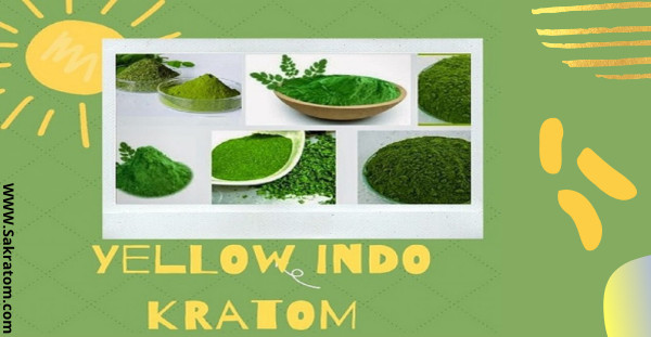 Yellow indo kratom